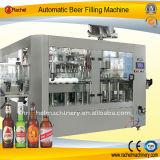 Flaschen-Bier-füllender Teildienst