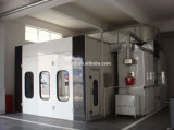 Cabine de pintura a pulverizador de carro quente de alta qualidade personalizada