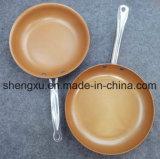 Coated алюминиевая Non-Stick сковорода Stockpot Wok для Cookware Sx-Yt-8