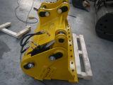 Quatro em uma cubeta para a máquina escavadora 7.8t