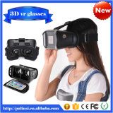 3D Vr Box Virtual Reality Glasses、Hotsale Vr Caseの2016電話Bluetooth Gamepad/Remote Controller Use