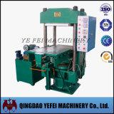 Máquina Vulcanizing da telha de /Rubber da imprensa hidráulica da placa