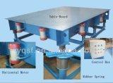 Plate-forme concrète de vibrateur d'acier du carbone d'utilisation de moulage de la colle