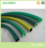 Kurbelgehäuse-Belüftung, das flexiblen verstärkten Faser-umsponnener Bewässerung-Wasser-Rohr-Garten-Auto-Waschenschlauch Auto-Wäscht