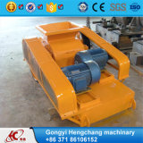 Máquina dobro do triturador da rocha do rolo para a linha de pedra de Prodution