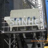A peneira limpa da grão para o armazenamento do silo Preclean