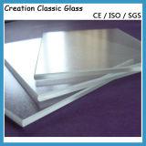 vetro Tempered di vetro bianco eccellente di 5mm per il vetro di vetro di /Furniture della costruzione