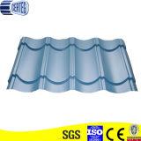 Precios revestidos de los azulejos de azotea del metal del color (RT003)