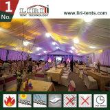 500人のアルミニウム明確なスパンの結婚式のケイタリングのテント
