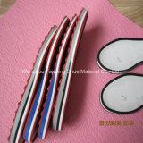 EVA-materielle Kombinations-Sohlen EVA-Gummifarben-nähende Abnützung Solesfor, das Schuhe herstellt