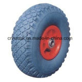 10 Inches Pneumatic Tire Inflatable Rubber Wheel