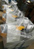 Horizontale glasierende Raupe sah für Plastikprofil