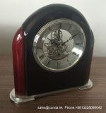 Reloj tablero K8063 de madera sólida de la alta calidad