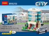Kind-Plastikministraße blockt Spielzeug 781PCS