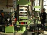 Presse Xlb-400X400X2 de Vacanizing de bâti contrôlée par AP
