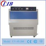 Macchina del tester di alterazione causata dagli agenti atmosferici della lampada di Ometer UVA 340 del tempo (UV-260)
