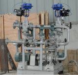 Машина стороны двойника давления меламина краткосрочного цикла MDF доски частицы горячая