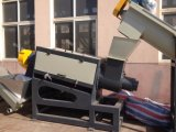 500kg/H 세척 선을 재생하는 플라스틱 PP PE 필름