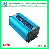 UPS 1500W 변환장치 DC72V 순수한 사인 파동 변환장치 (QW-P1500UPS)
