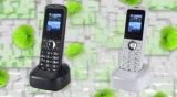GSM телефонная трубка 850/900/1800/1900 MHz фикчированное беспроволочное с цветастым LCD