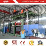 Tanque de armazenamento plástico da água do grande HDPE automático que faz a máquina de sopro