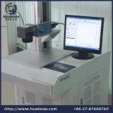 Портативная миниая машина маркировки лазера волокна, Desktop машина маркировки лазера волокна с Ce