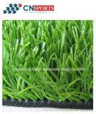 Tappeto erboso artificiale del giardino poco costoso diretto del rifornimento della fabbrica, erba falsa sintetica