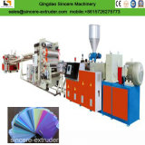 PP PE Vacuumforming 플라스틱 문구용품 시트를 까는 압출기