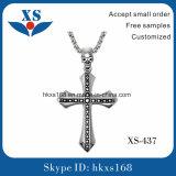 ネックレスのためのステンレス鋼の十字のペンダント