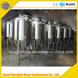 Capacidad industrial 1000L del equipo de la fabricación de la cerveza