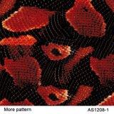 Пленка Wdf642-2 Hydrographics печатание перехода воды конструкции животной кожи ширины Kingtop 1m
