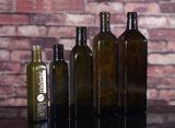 bouteilles d'huile de l'olive 500ml/1L/bouteille carrées d'huile olive de Bertolli