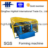 Hydraulic CuttingのC Type Steel Forming Machine