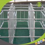 Stalle galvanisée à chaud de porc de stalle de truie de caisse de gestation d'utilisation de ferme de porc
