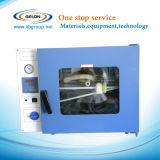 horno del secado al vacío de 25L/50L Dzf-6050 con los estantes de aluminio para la máquina del laboratorio de la batería de ion de litio
