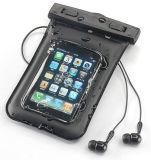 100% Verzegeld Floatable Mobiel pvc van de Telefoon Waterdicht Droog Geval (YKY7202)