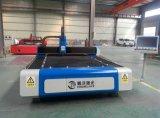 Machine de découpage de laser en métal de fibre de la commande numérique par ordinateur 500W 1kw 2kw 3kw à vendre
