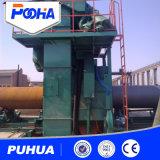 Machine extérieure de grenaillage de pipe de Qgw avec le certificat de qualité