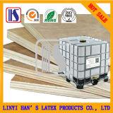 Colle fonctionnante en bois adhésif blanc de l'émulsion PVA de Han