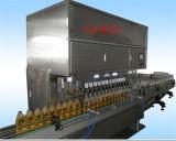 Máquina de rellenar líquida automática llena del aceite de cocina de la botella del animal doméstico