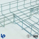 ステンレス製のSteel 304 316L Wire Mesh Basket Cable Tray