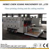 Автоматическое печатание Cx-2600 прорезая и умирает автомат для резки