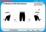 Breathable High Quality Black Sublimation Cycling Shorts Honorapparel Company