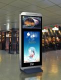 LCD рекламируя торговую выставку 21.5/32/43/47/49/55/65/84inch стоя видео-плейер цифровой индикации