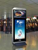 LCD que hace publicidad de la feria profesional visualización de la situación de 42 pulgadas