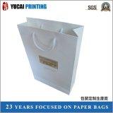 極度の品質によって浮彫りにされる袋のクラフト紙袋