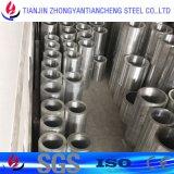 Le grand diamètre a modifié le tube en aluminium dans 6061 en stock en aluminium de tube
