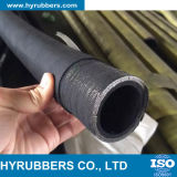Slang van Tempure van de Hoge druk van de Slang van de Productie van de vervaardiging de Hydraulische Rubber