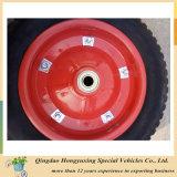단단한 PU 거품 바퀴, 외바퀴 손수레 타이어 3.25/3.00-8 13X3
