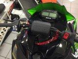 北極猫のジルコニウムの真新しいスノーモービル1000ccの雪Moto
